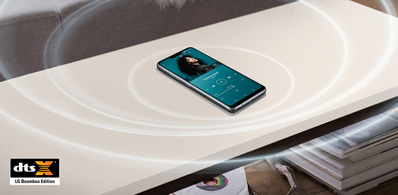 LG G7 ThinQ Boombox Telcel