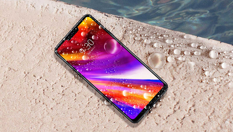 LG G7 ThinQ IP68 Telcel