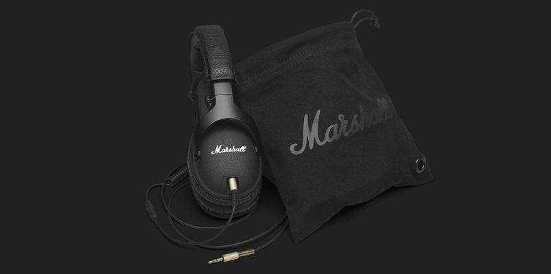 Marshall Monitor Wired bolsa