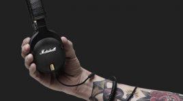 Marshall Monitor Wired en promoción para el regreso a clases