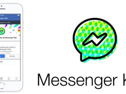 Messenger Kids Mexico iOS