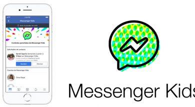 Messenger Kids Mexico iOS