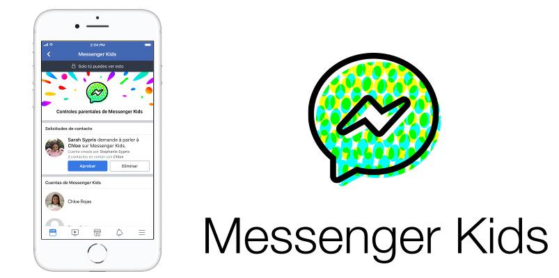 Messenger Kids, la app para mensajear con tus hijos ya en México
