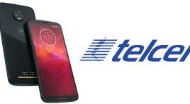 Moto Z3 Play con 6GB de RAM y 128GB de memoria en Telcel