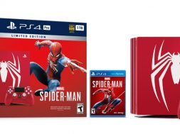 PS4 Pro Edicion Limitada de Marvels Spider-Man