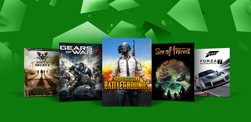 Ultimate Game Sale Xbox Mexico 2018