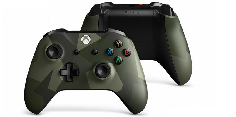 El control Xbox Armed Forces II Special Edition llegará a México