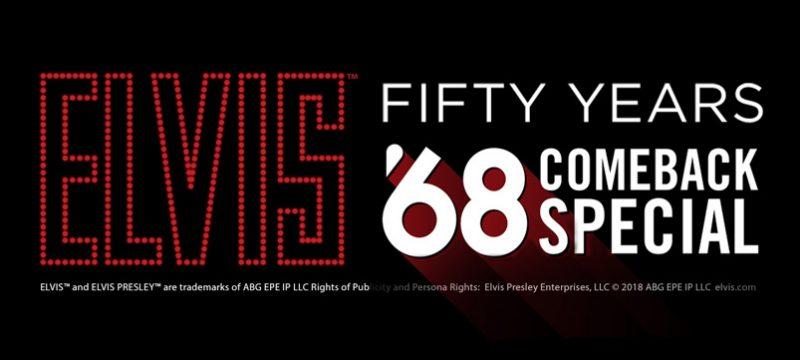 50 Aniversario del Regreso de ELVIS Cinepolis