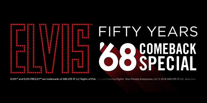 50° Aniversario del Regreso de ELVIS se exhibirá en Cinépolis