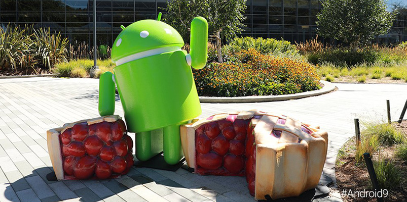 Android Pie listo para Google Pixel, Android One y Open Beta