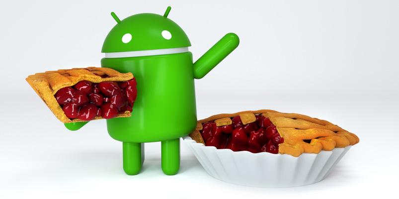 Android Pie smartphones