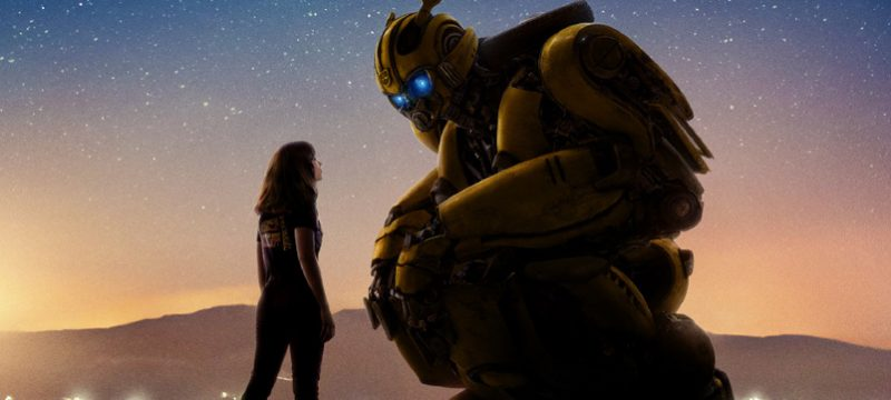 Bumblebee The Movie Poster