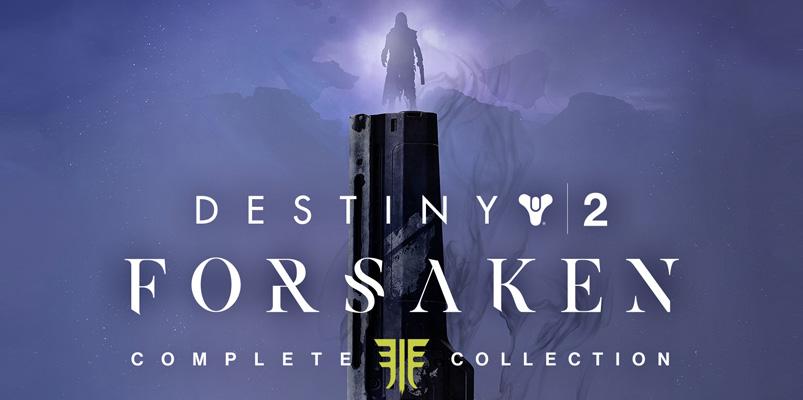 Destiny 2 Forsaken Coleccion