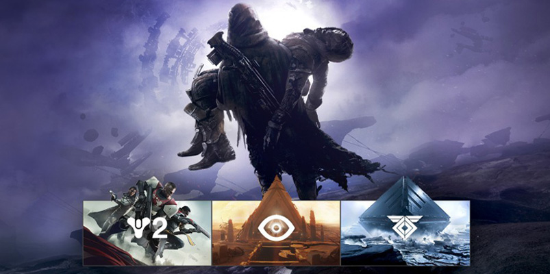 Destiny 2: Shadowkeep & Forsaken llegará Xbox Game Pass