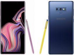 Galaxy Note9 precio