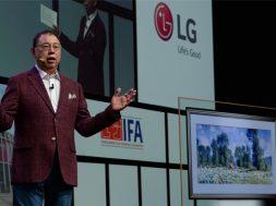 IFA 2018 LG Inteligencia Artificial