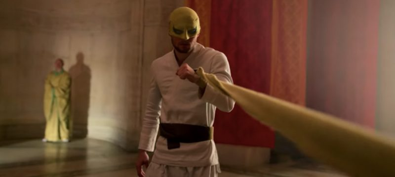 Iron Fist segunda temporada