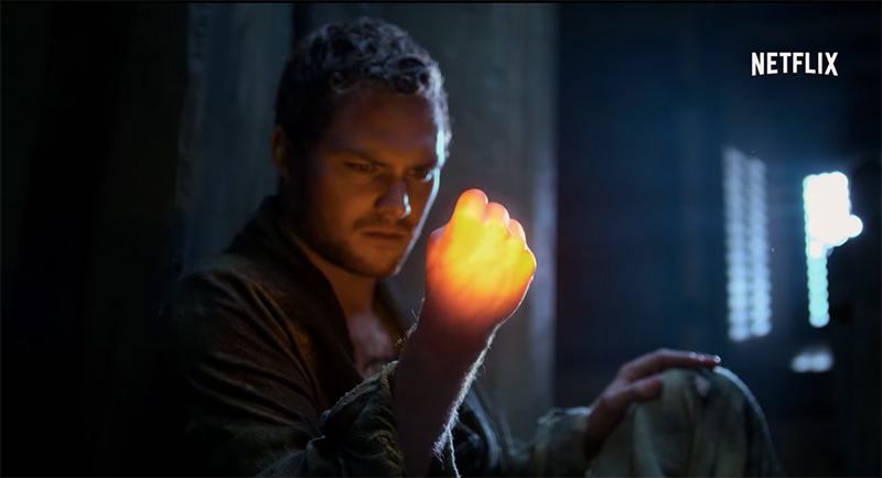 Iron Fist segunda temporada trailer
