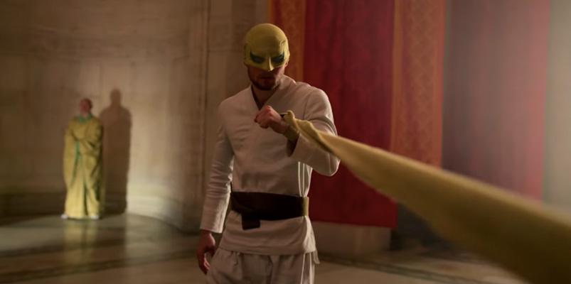 Netflix tiene todo listo para la segunda temporada de Iron Fist