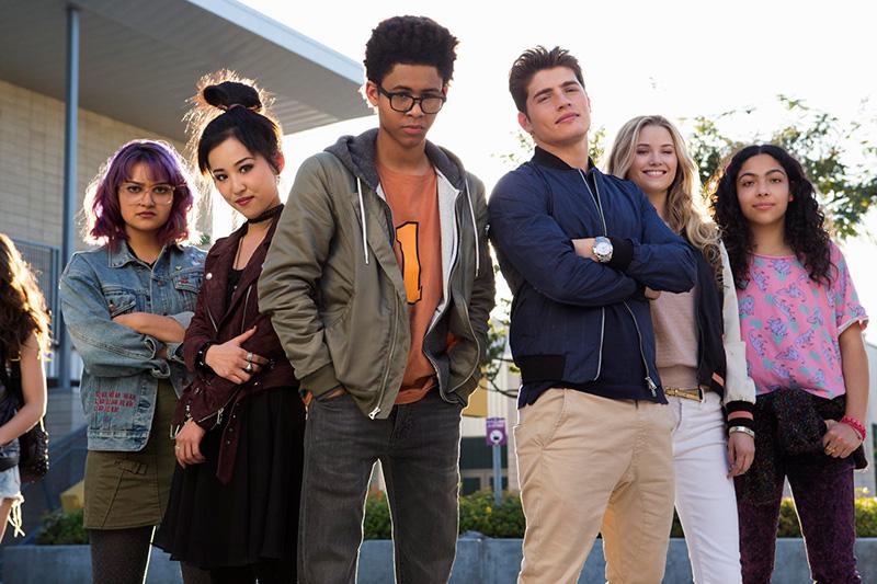 Marvel Runaways Temporada 1 Netfix