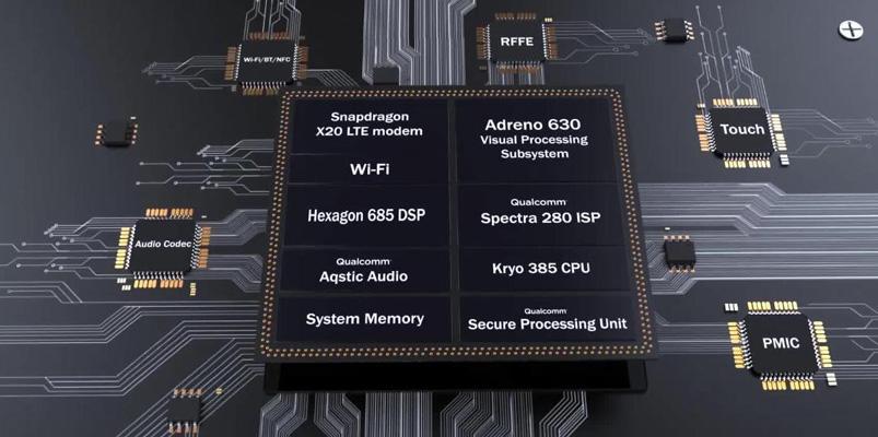 Qualcomm Snapdragon 845, el corazón del nuevo Galaxy Note9