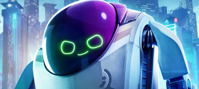 Robot 7723 Netflix