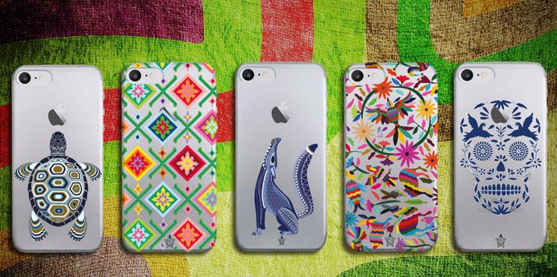 Conoce las nuevas fundas con causa para tu iPhone de Xaha