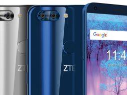 ZTE Blade V9 Telcel