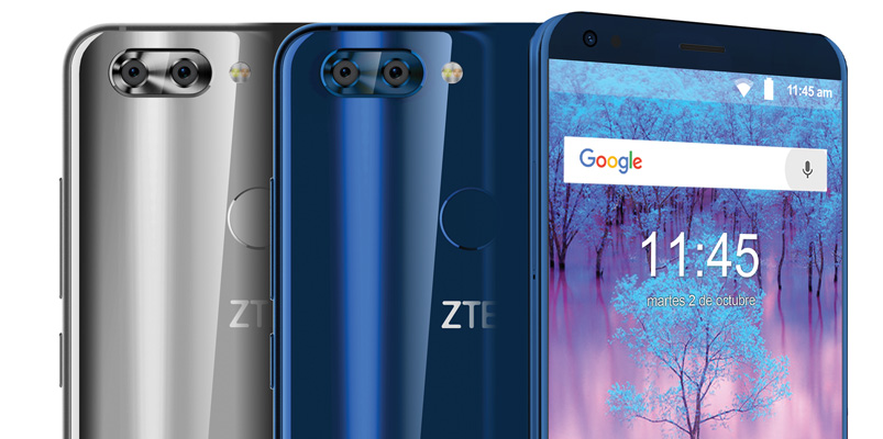 Precio y características de ZTE Blade V9 de 32GB con Telcel