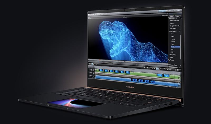 Zenbook Pro 14 UX480 productividad
