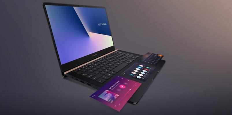 ASUS presenta la nueva Zenbook Pro 14 (UX480) en IFA 2018