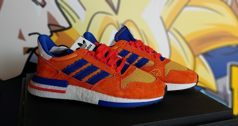 ZX 500 RM Goku
