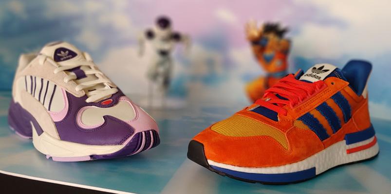 Llegan los primeros adidas Originals de Dragon Ball Z a México