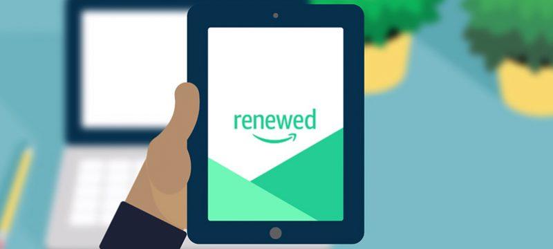 Amazon Renewed reacondicionados Mexico