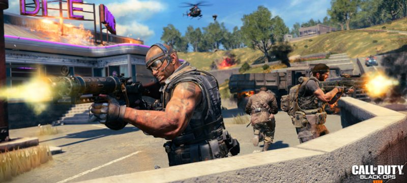 Battle Royale Black Ops 4 beta