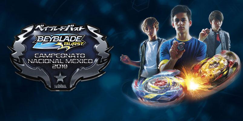 El torneo Bey Masters de Beyblade llega a México