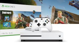 El bundle de Xbox One S Fortnite ya está disponible en México