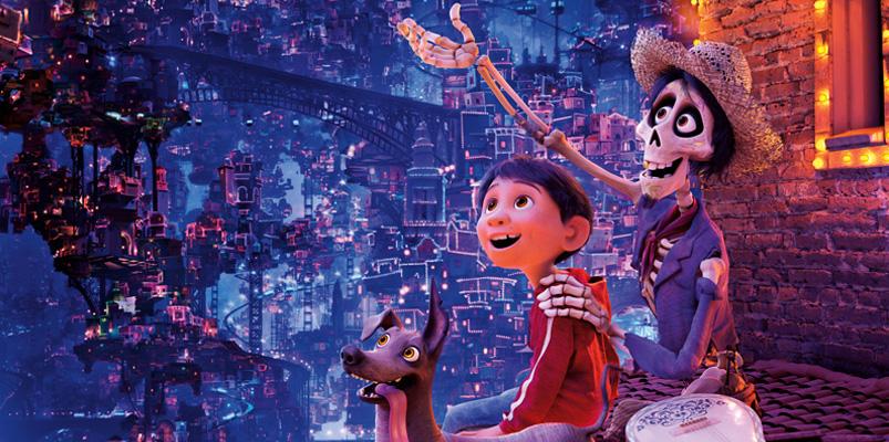A partir del 26 de octubre, COCO regresa a los cines de México