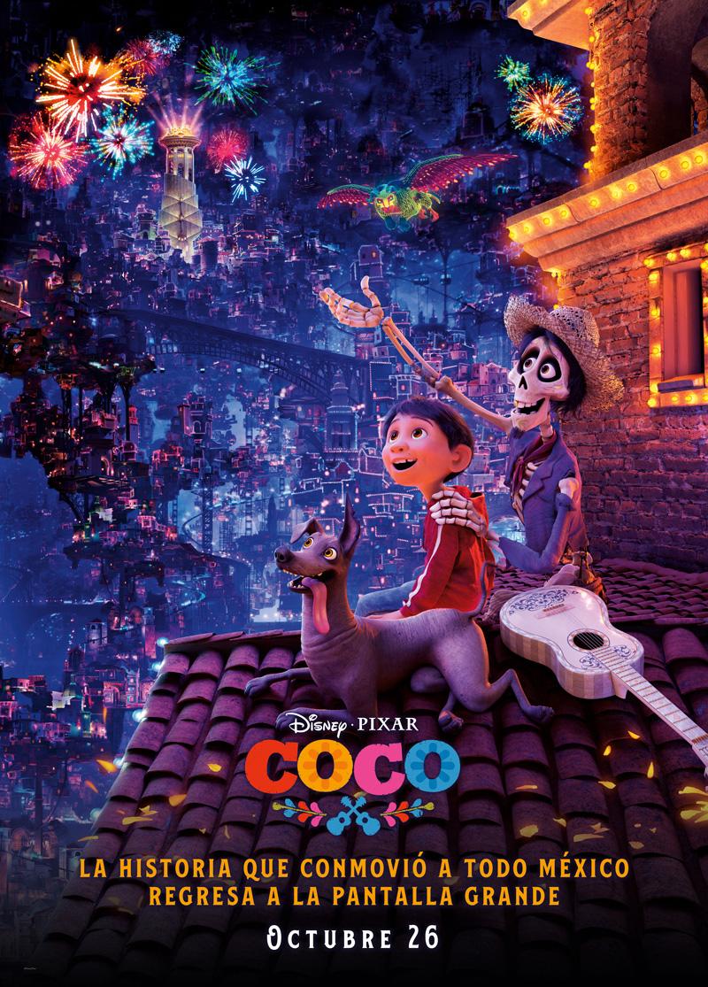 COCO Mexico 26 octubre
