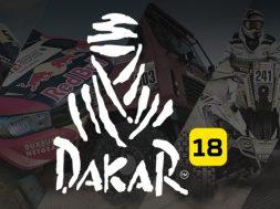 Dakar 18 trailer