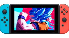 Juega Dragon Ball FighterZ en cualquier lugar con tu Nintendo Switch