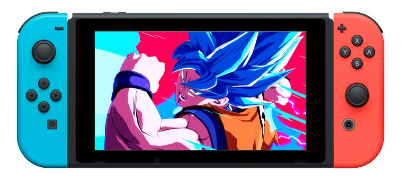 Dragon Ball FighterZ Switch