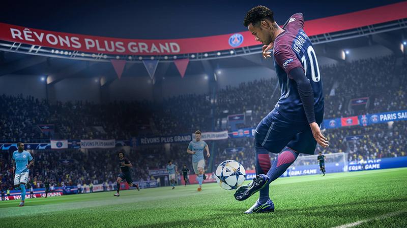 FIFA 19 EA Access prueba