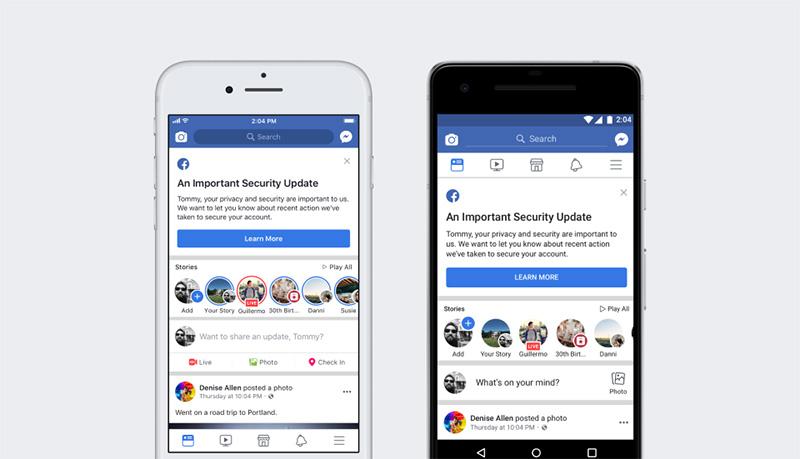 Facebook 50 millones cuentas