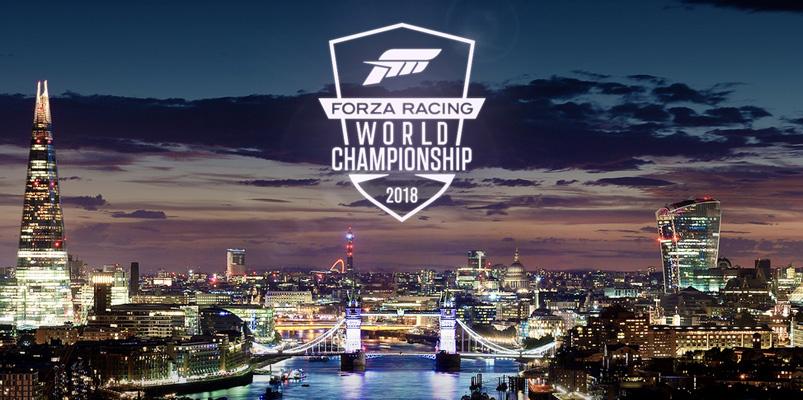 Forza Racing Championship Londres