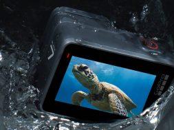 GoPro HERO7 Black agua
