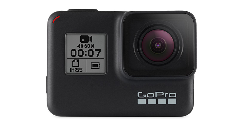 GoPro HERO7 Black frente