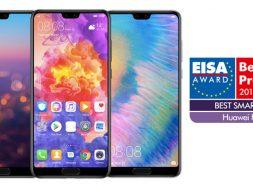 Huawei P20 Pro EISA 2018