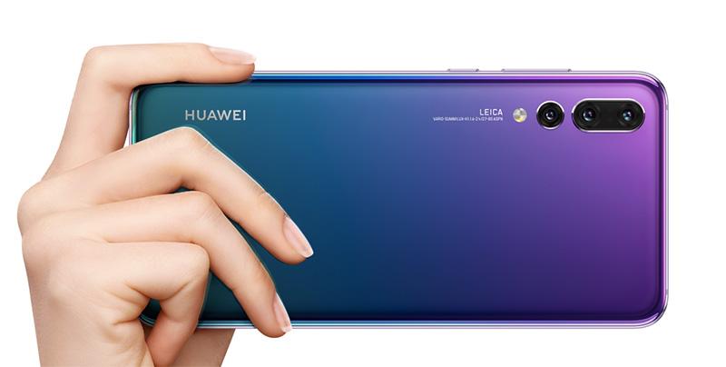Huawei P20 Pro EISA 2018 mejor smartphone