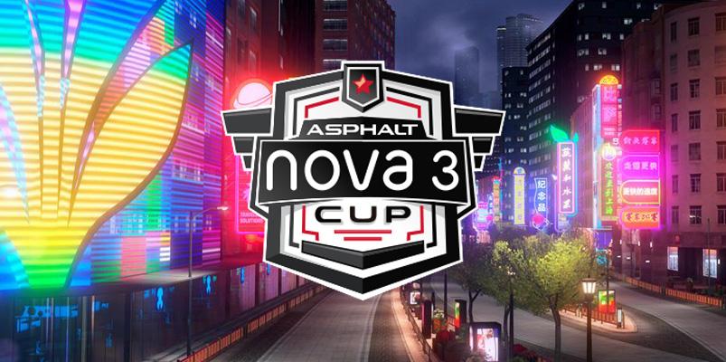 Participa ahora mismo en la Huawei nova 3 Asphalt Cup